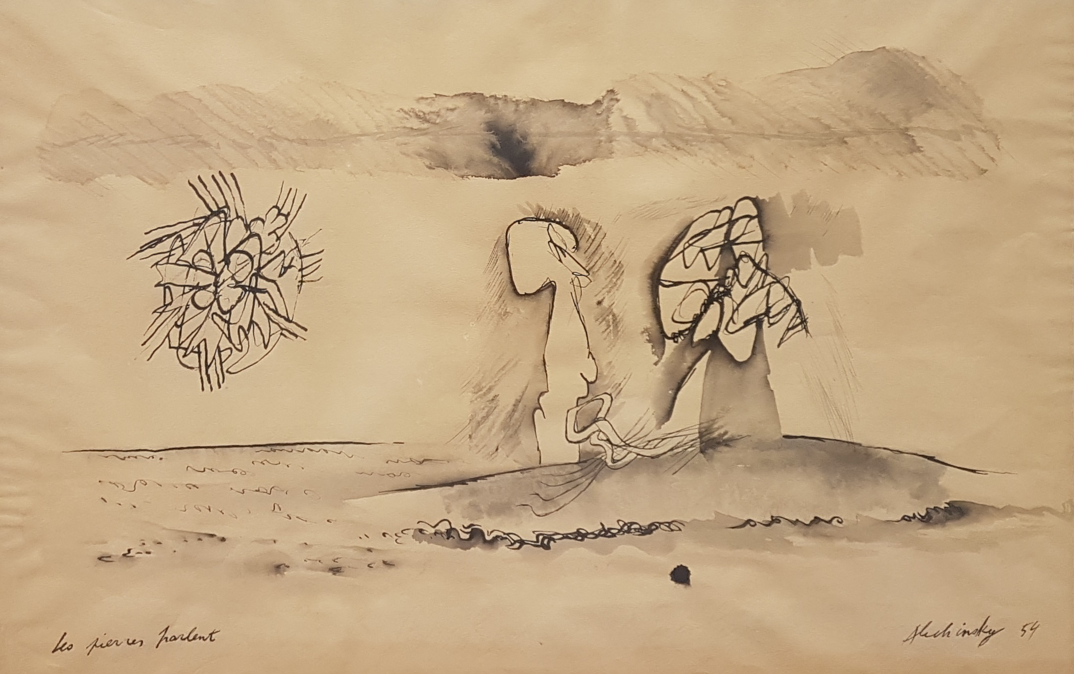 Les pierres parlent / De stenen spreken
