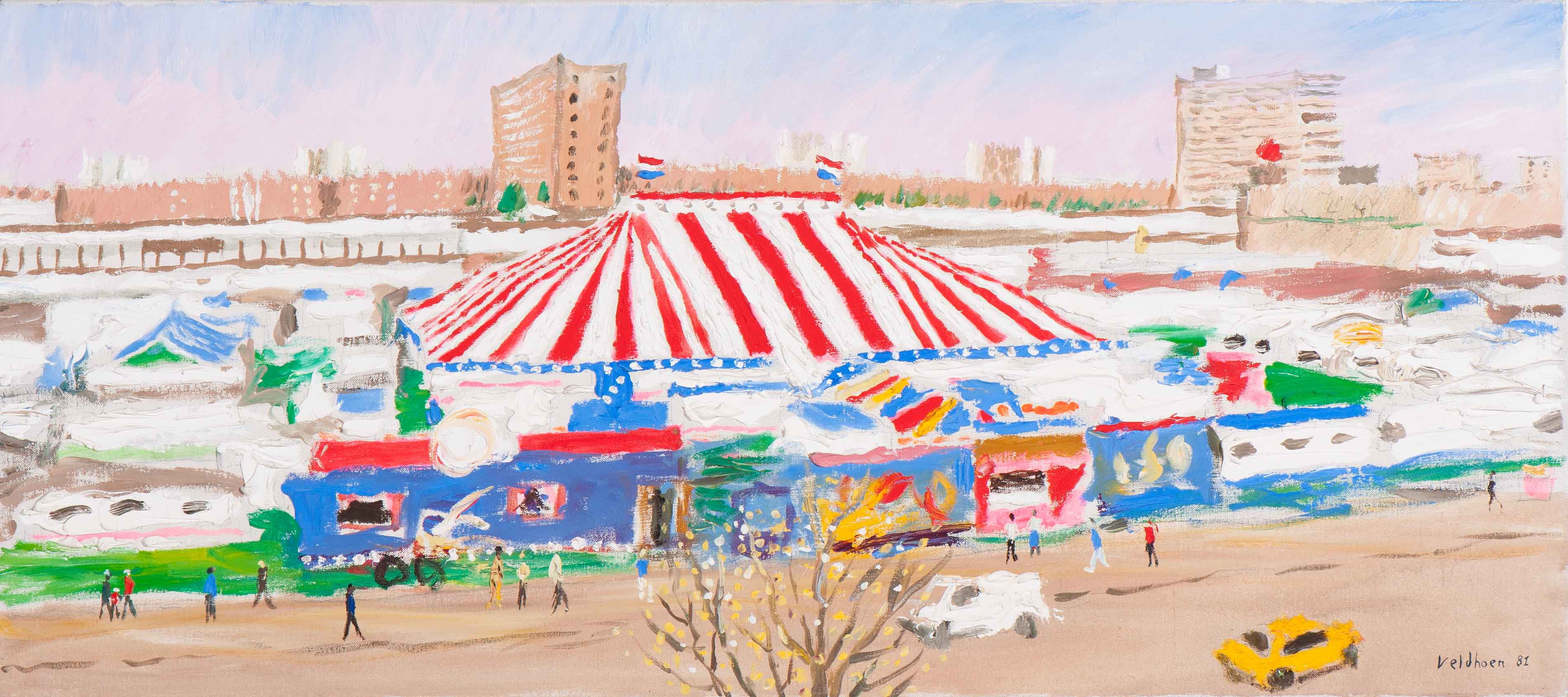 Circus, Amsterdam