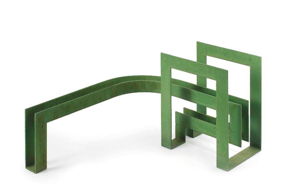Bandeisen (Grün) (Strip Iron (Green))