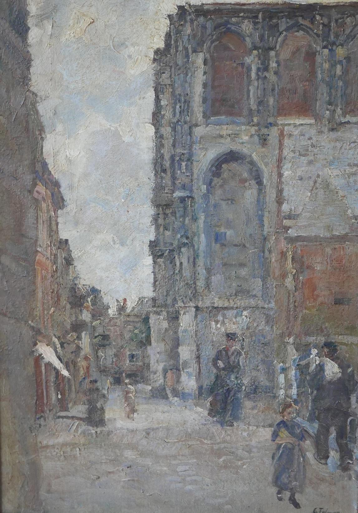 Oude Kerkstraat Delft
