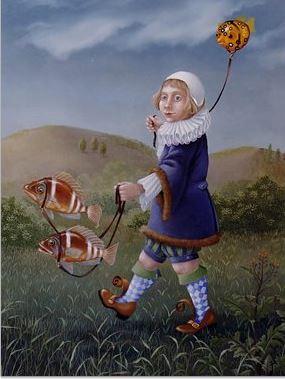 Collectie van 14 schilderijen Suzan Visser te koop
