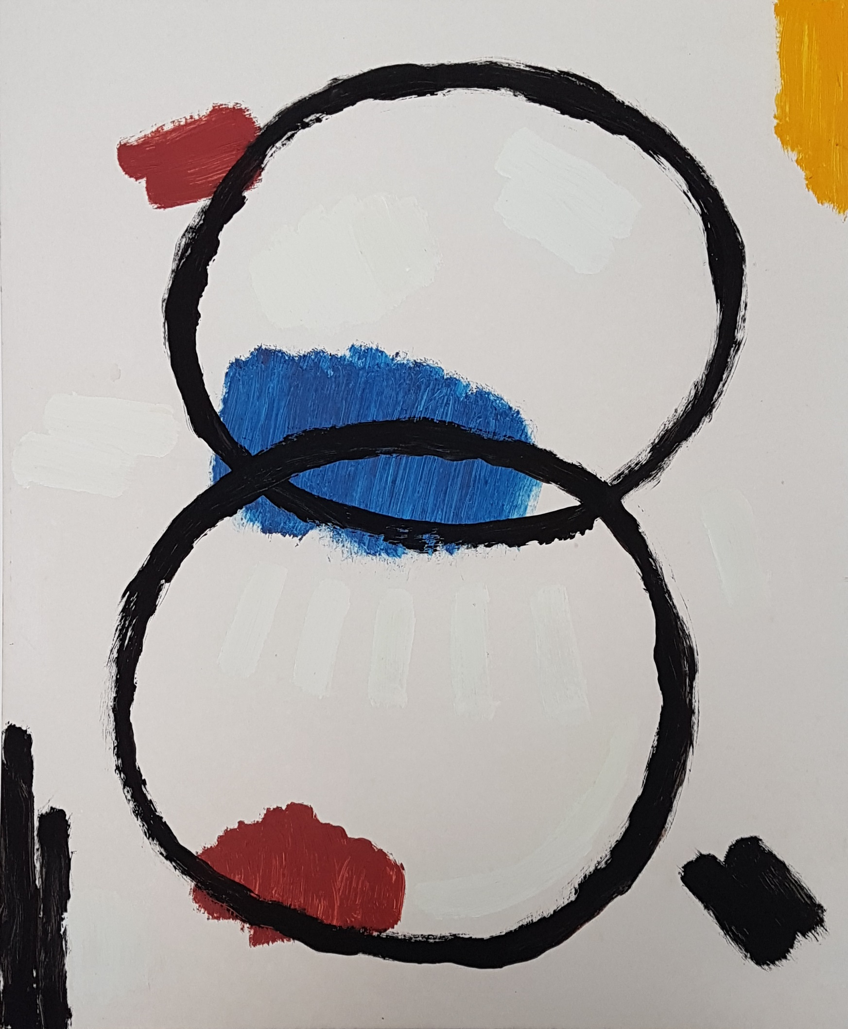 Twee cirkels