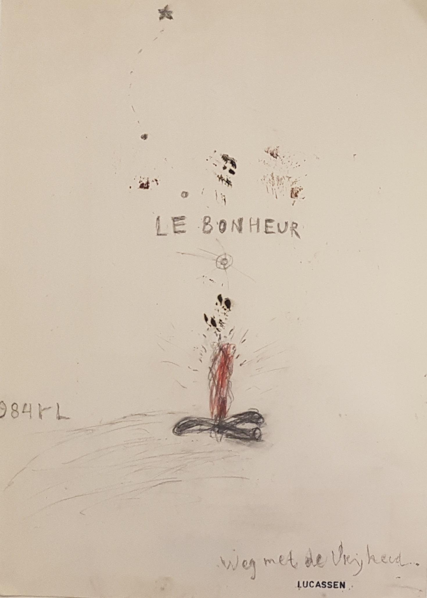 Le Bonheur / Weg met de vrijheid (1984)
