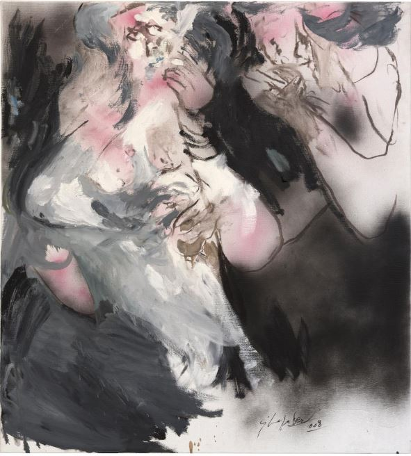 Suzanne en de ouderlingen (Susanna and the elders), 2008
