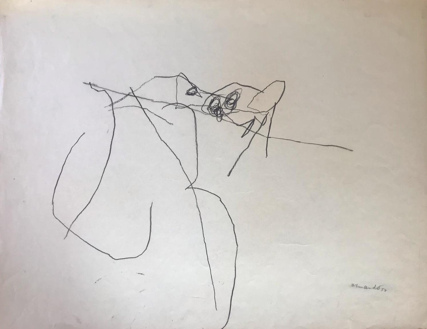 Compositie, 1954