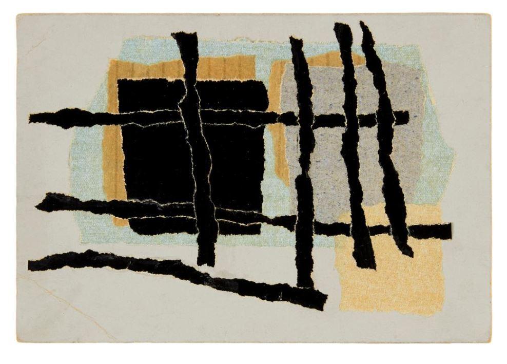 Paysage, 1958.