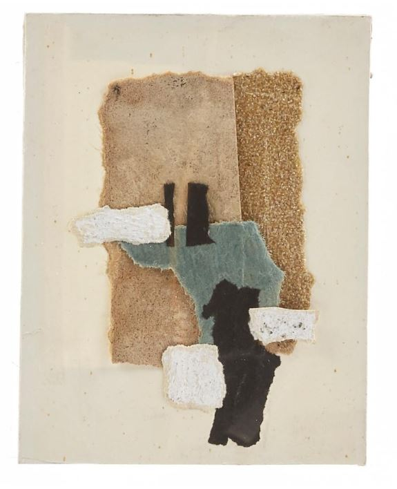 Untitled (Collage), 1957.