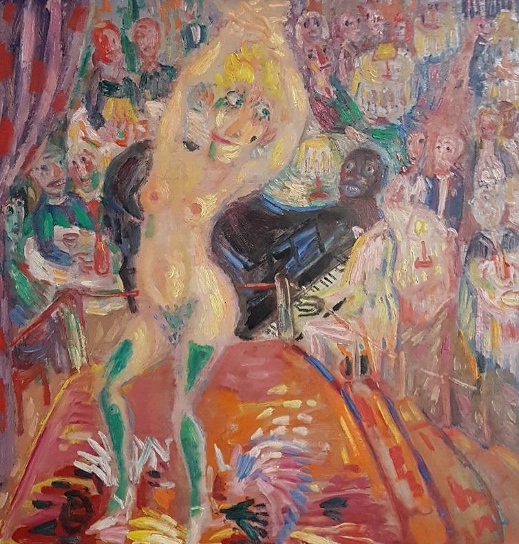 Striptease, 1961