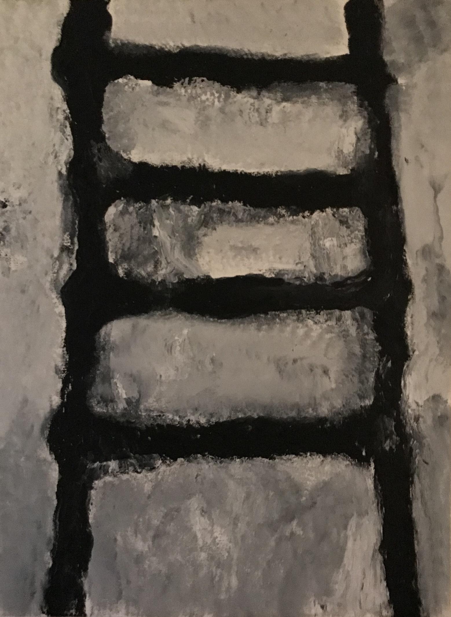 Die Leiter (de ladder),