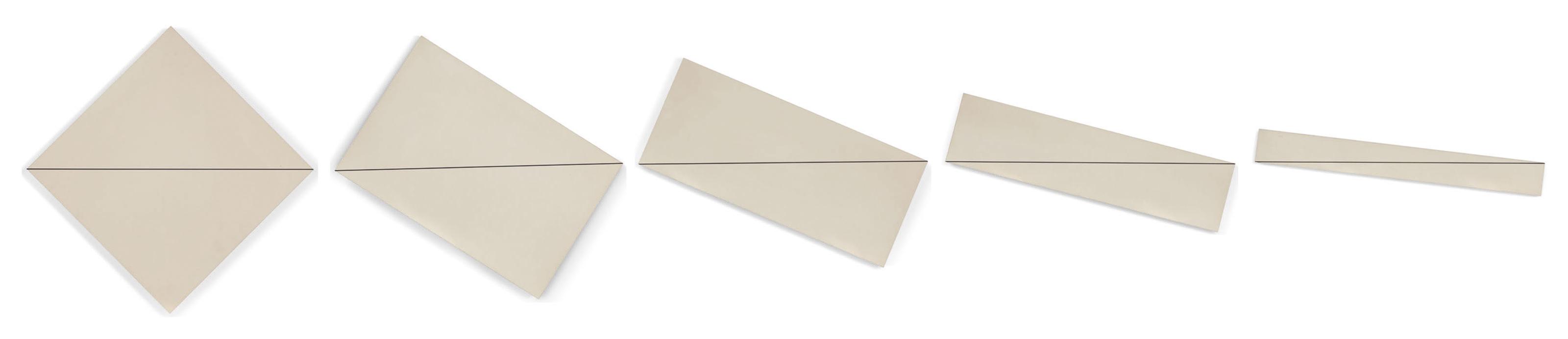 Diagonale-horizontale (Diagonal-Horizontal)