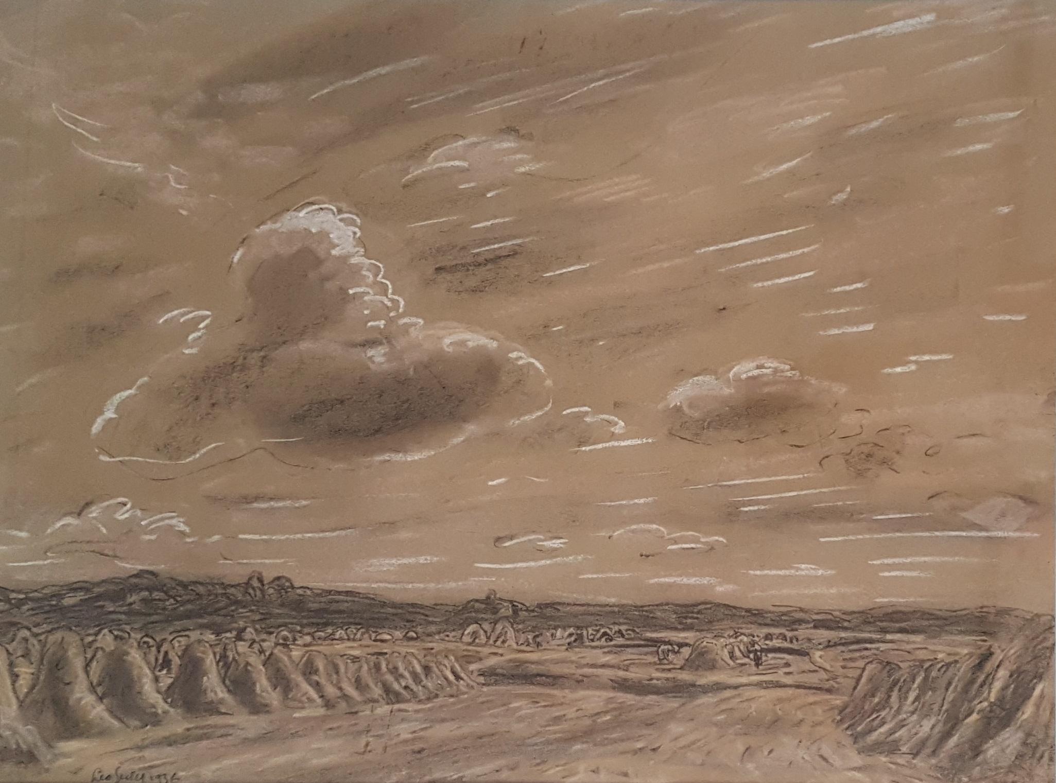 Landschap bij Blaricum