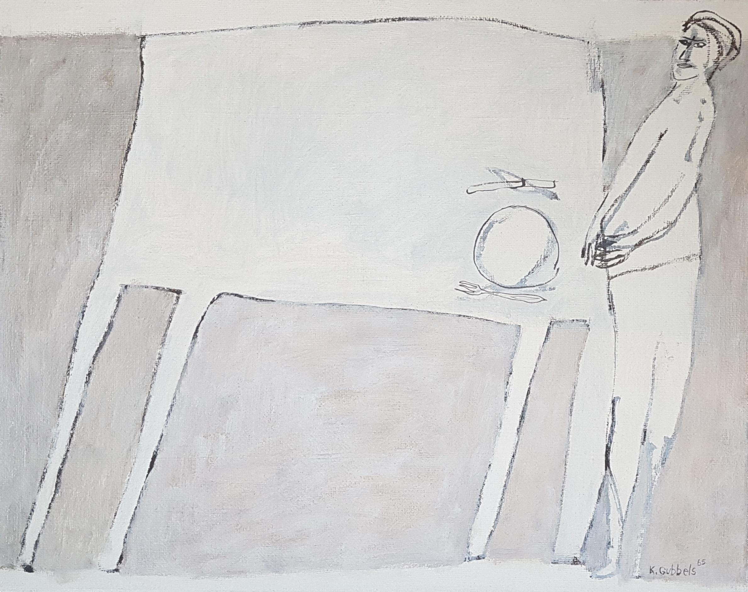 Vrouw aan tafel (1965)