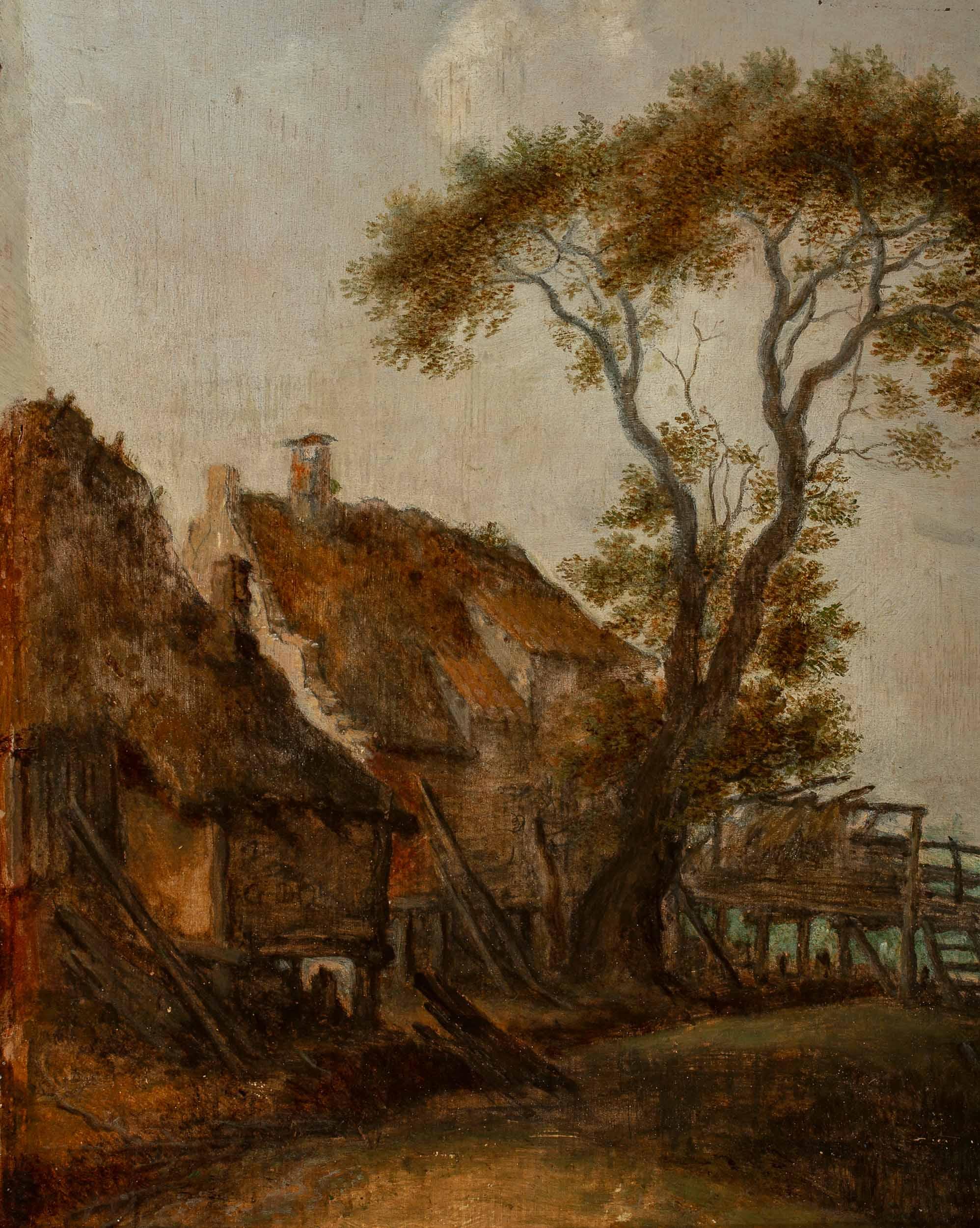 Farmhouse (c. 1620-1625)