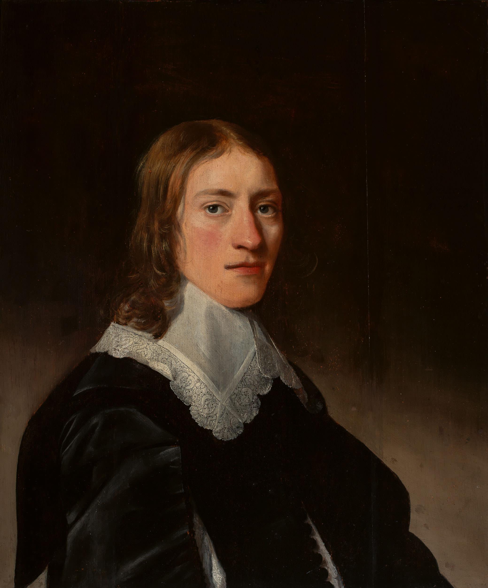 Portrait of Daniel van Berlekom / Portrait of Elisabet Booms