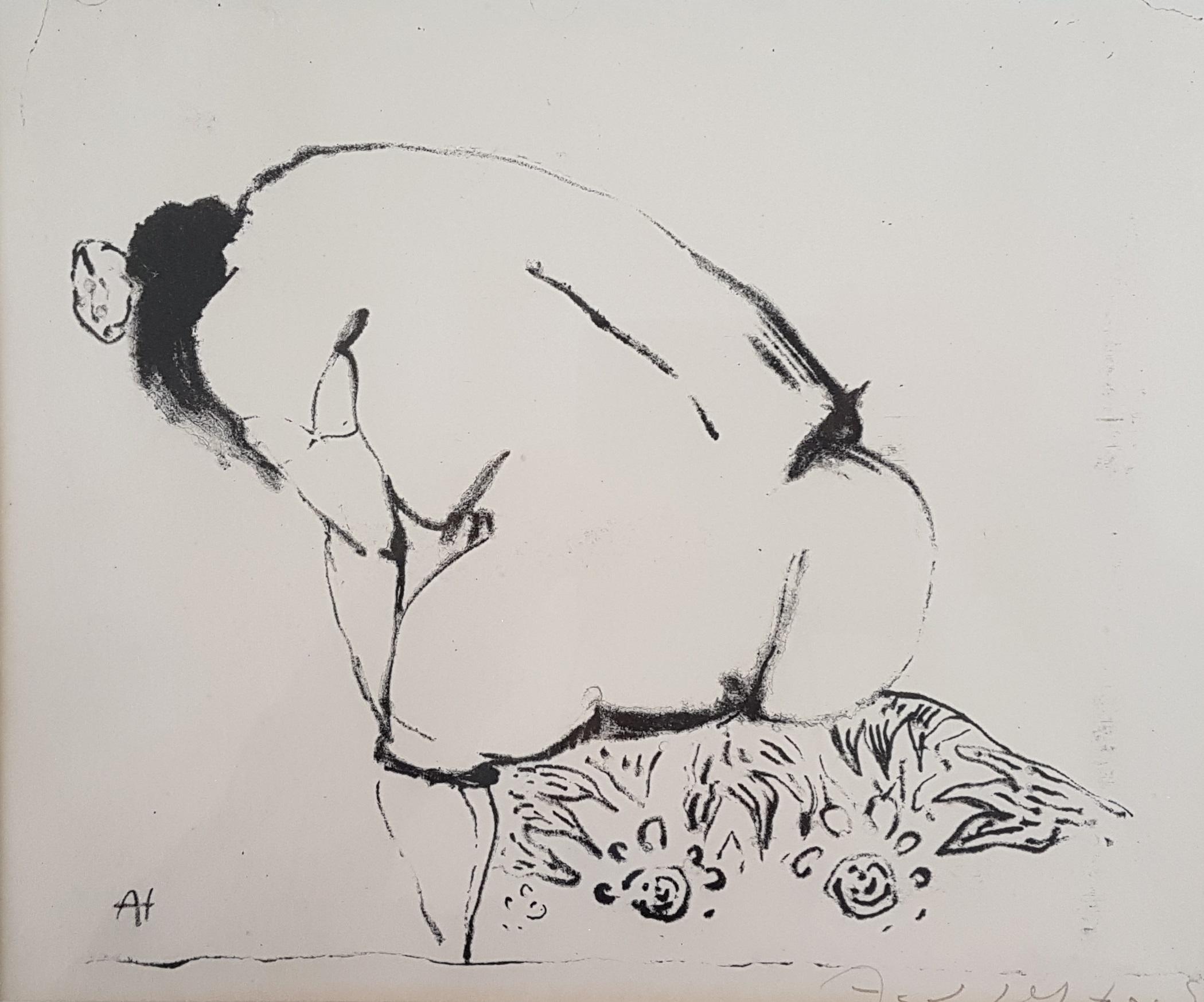 Zittend naakt (1970)