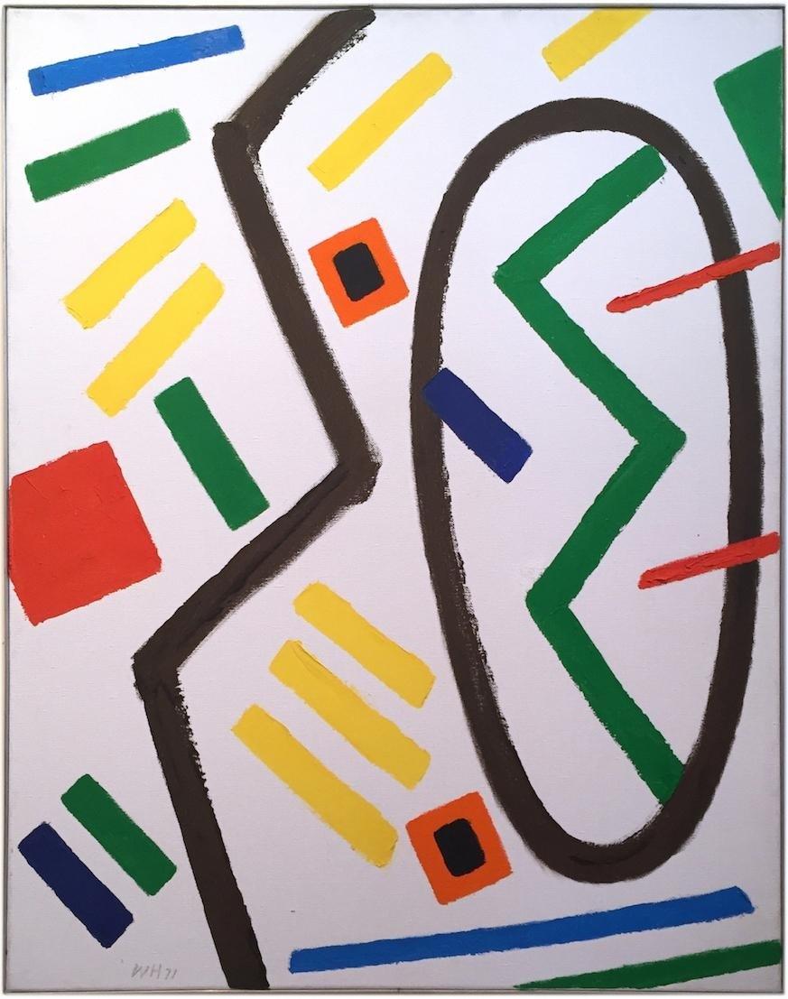 Abstracte voorstelling (1971)