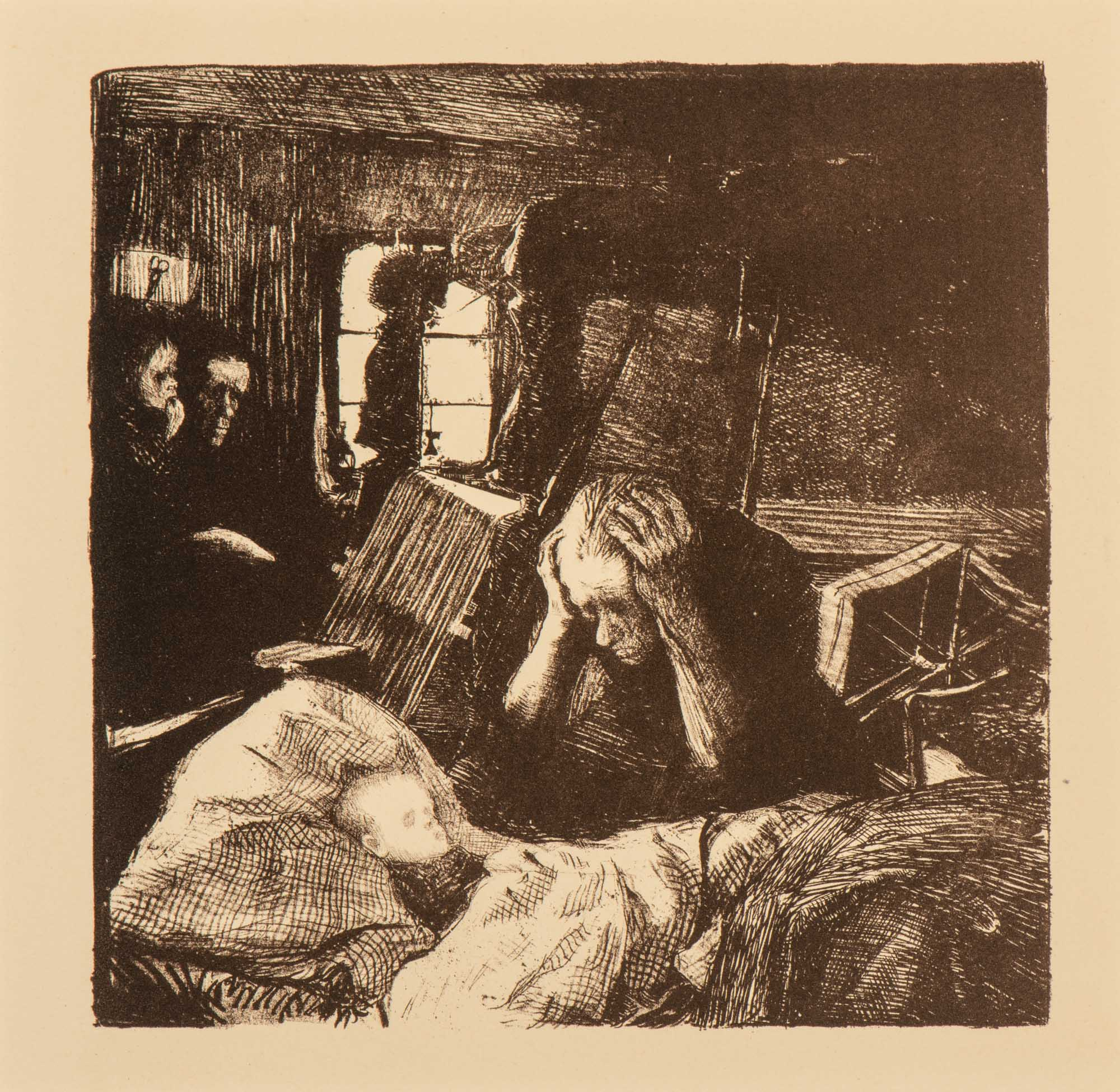 Ein Weberaufstand (A Weaver's Revolt) (1893-1897)