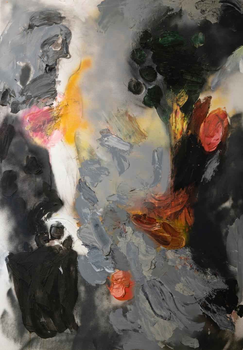 Grijze tuin (Grey garden), 1990.