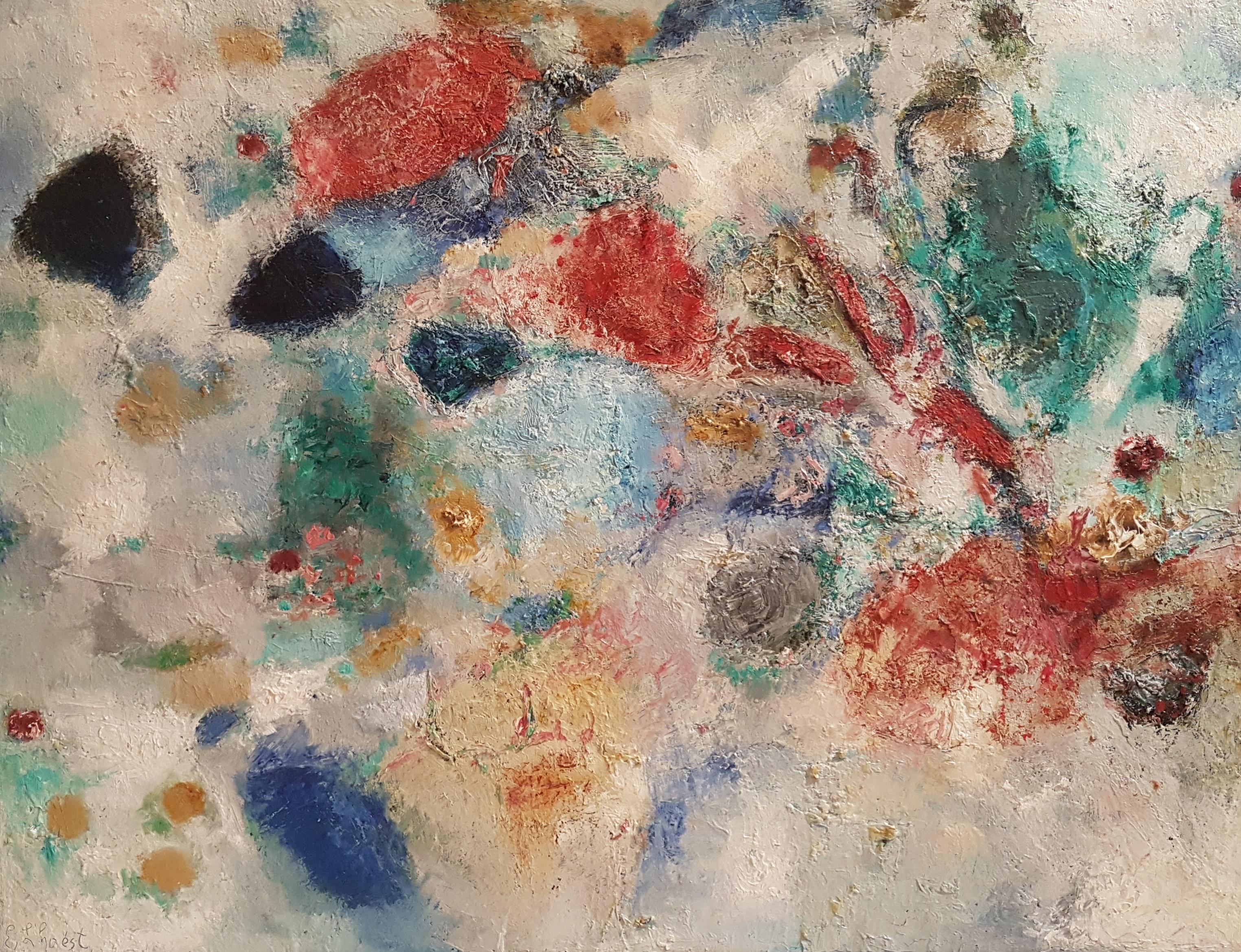 Abstracte compositie.