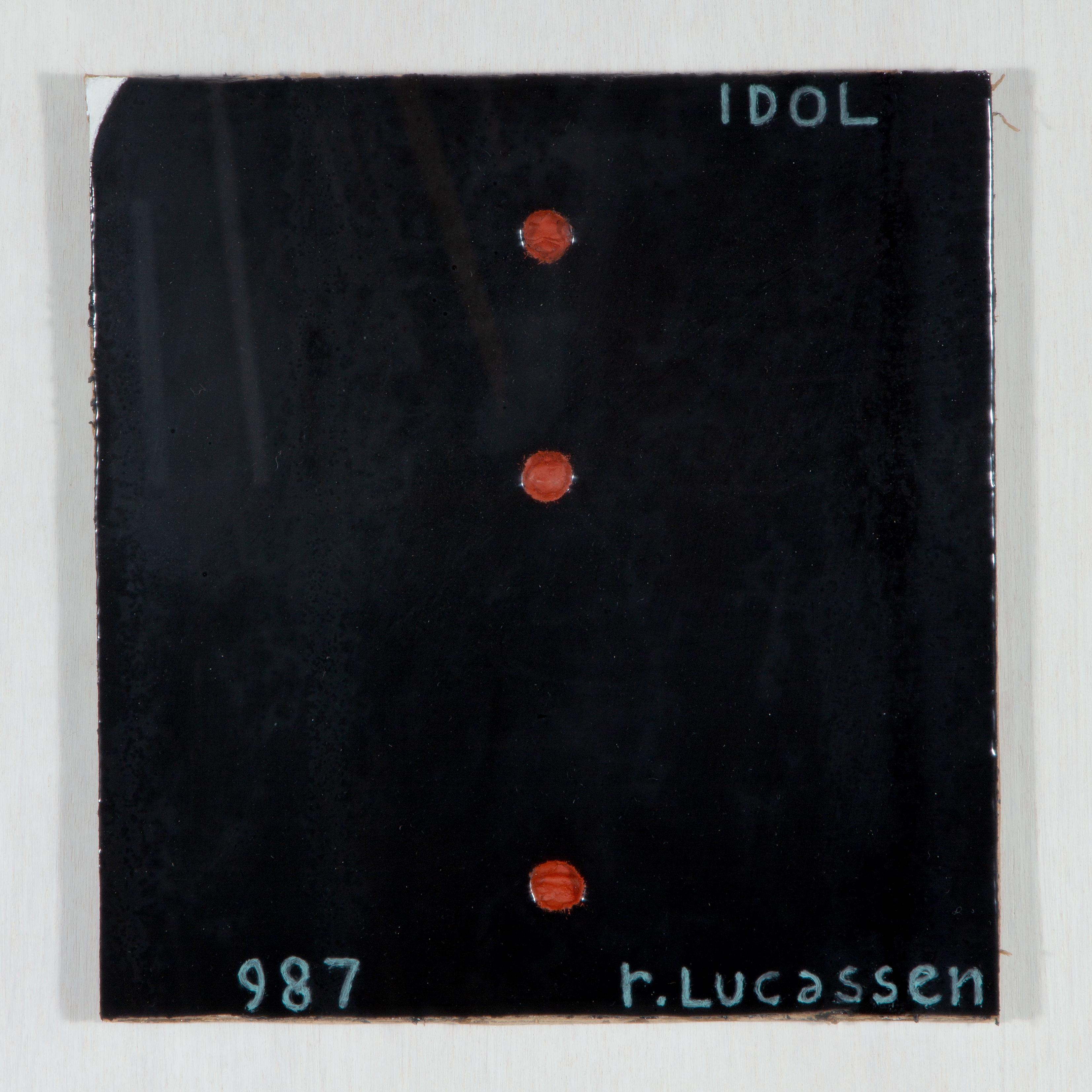 Idol noir