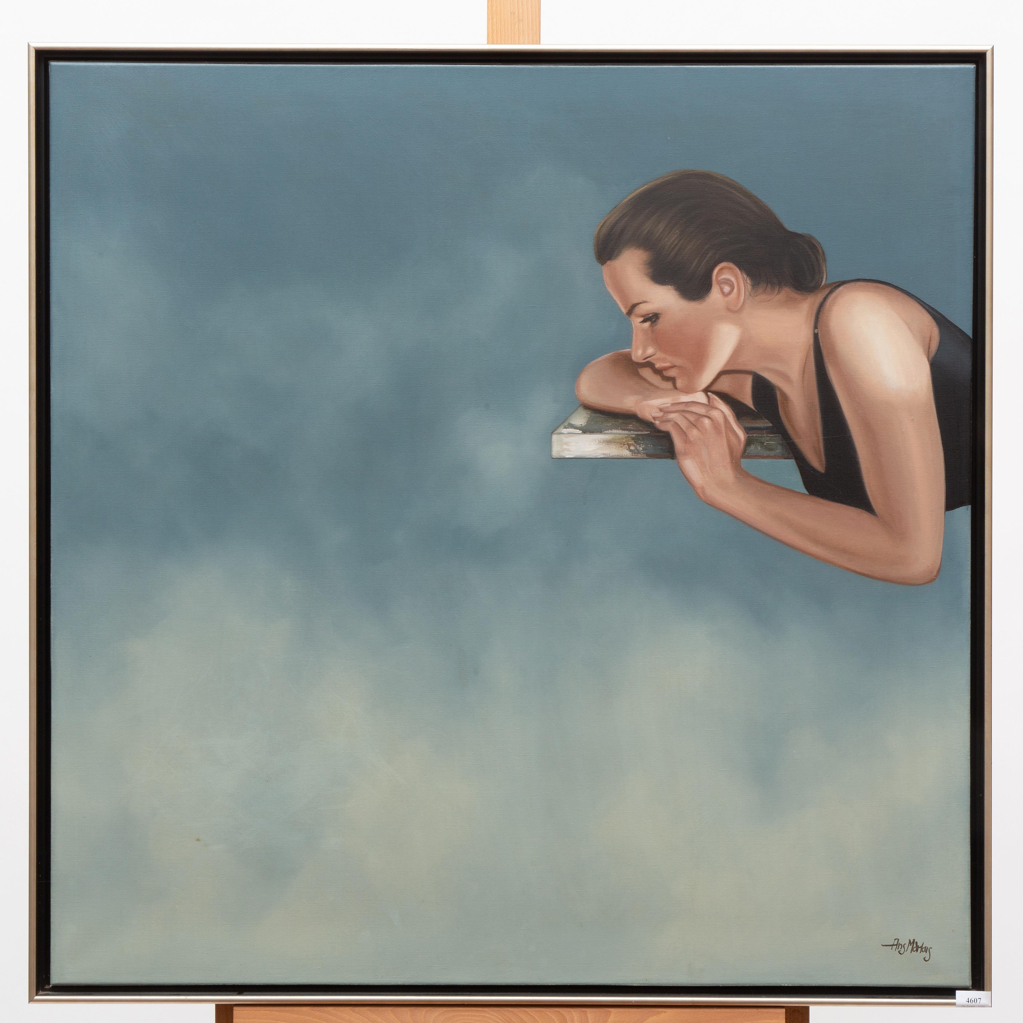Portret van Sigrid