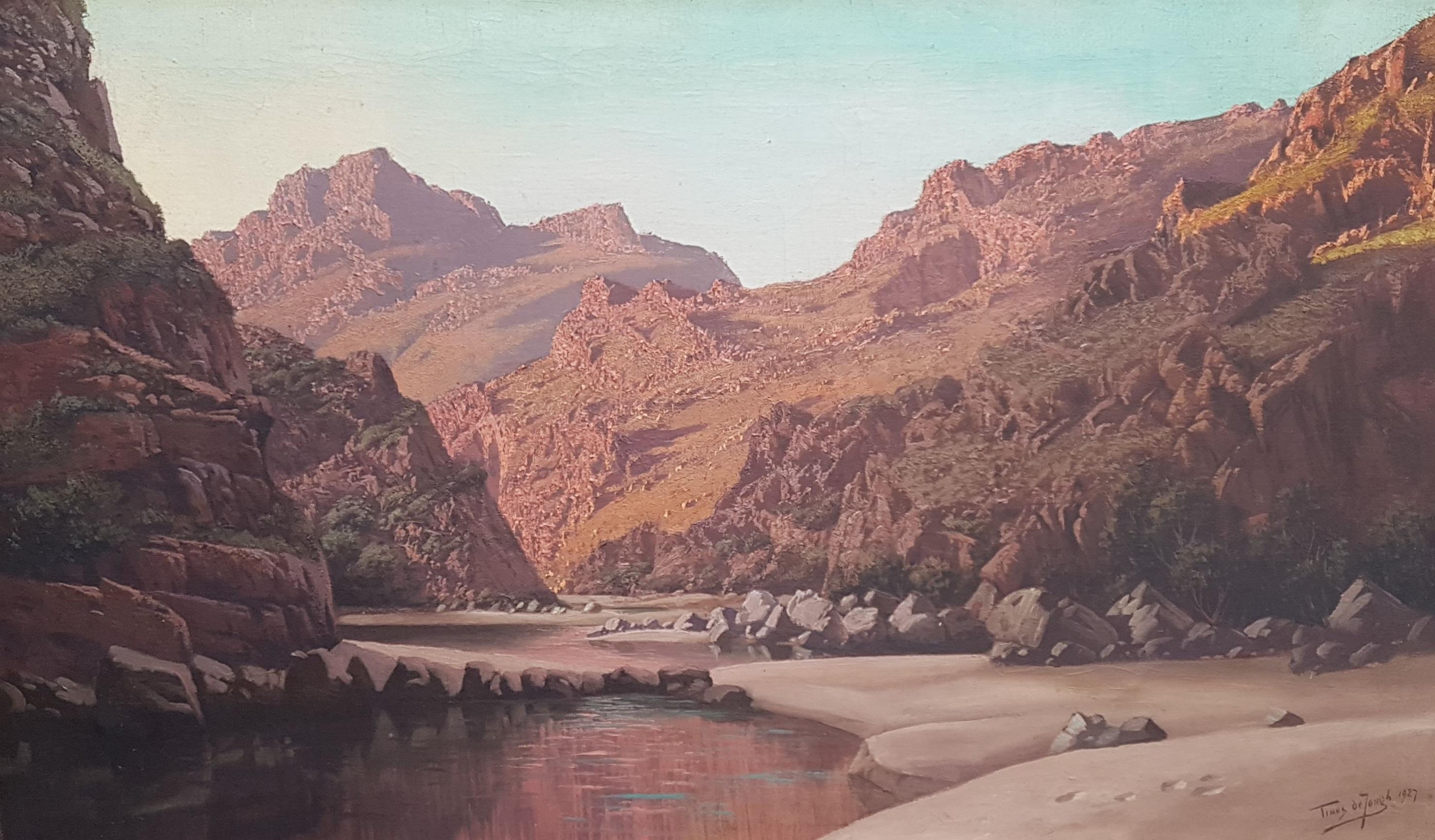 Montagu South Africa (1927)