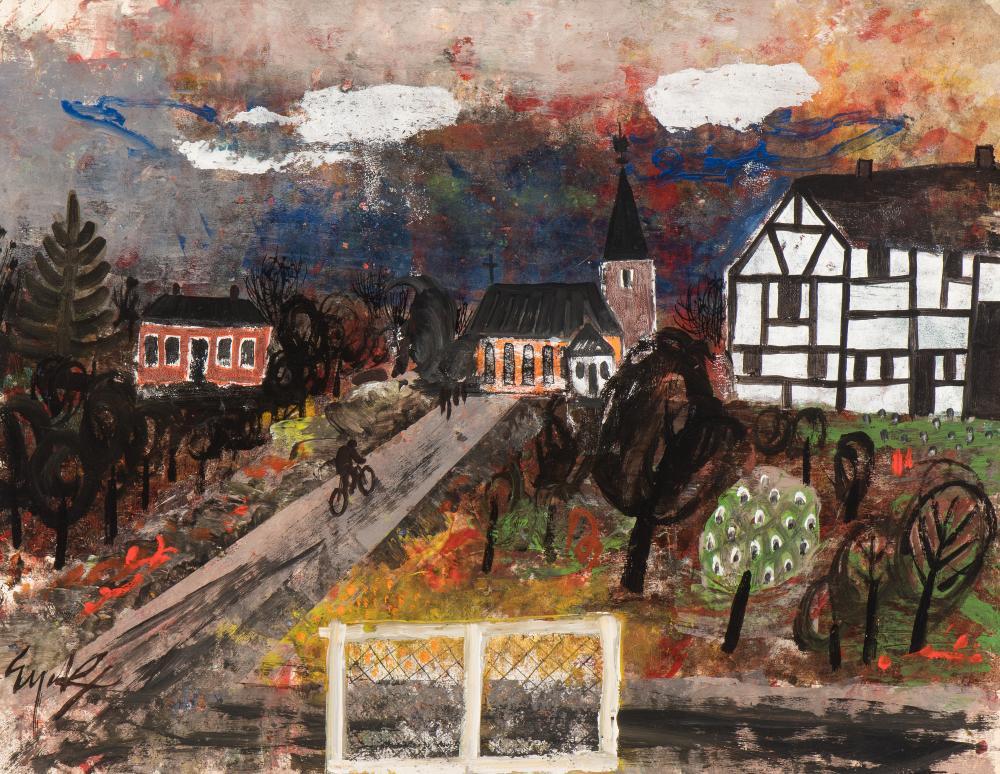 Langs de Mergellandroute / Along the Mergellandroute (1967)