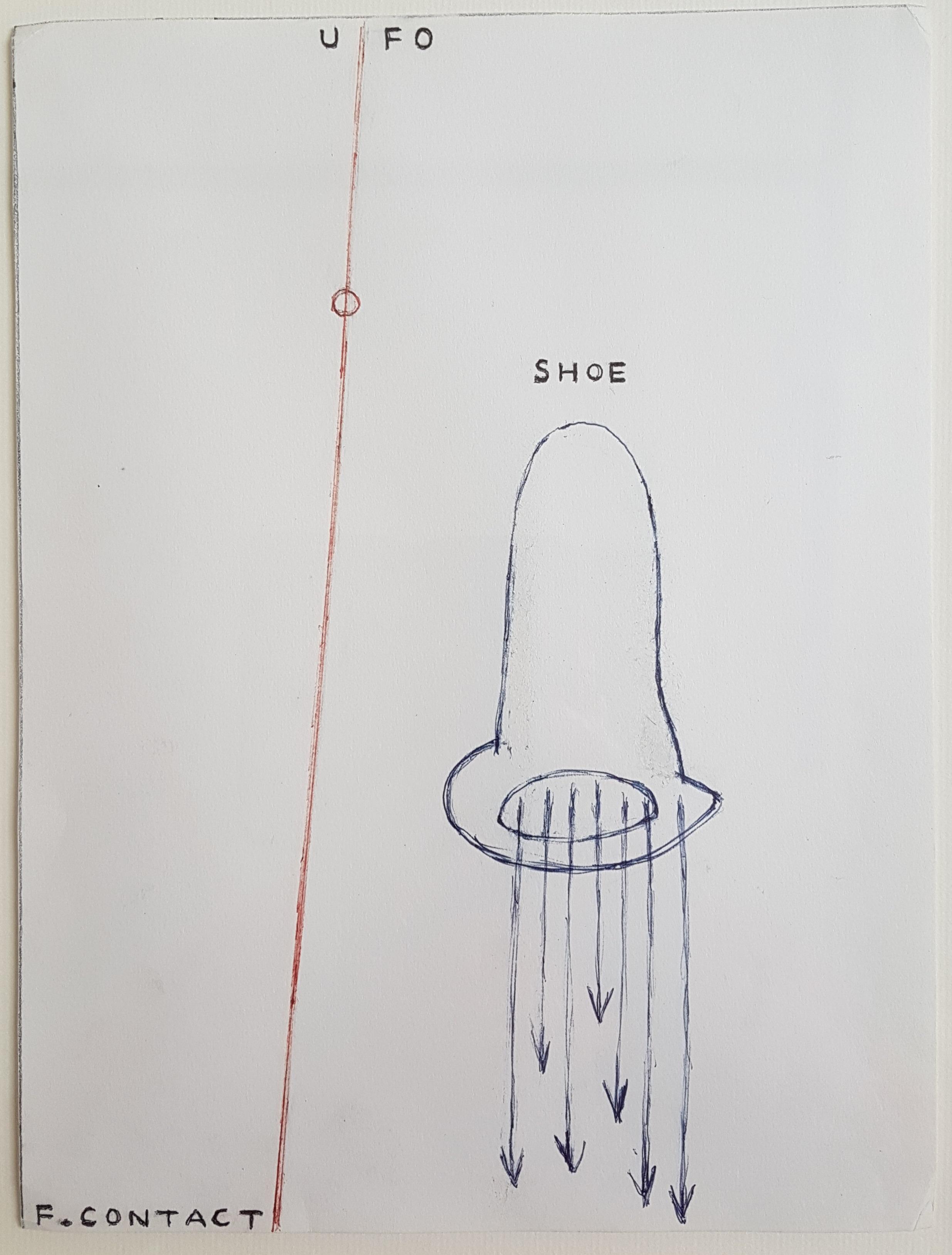 UFO- SHOE