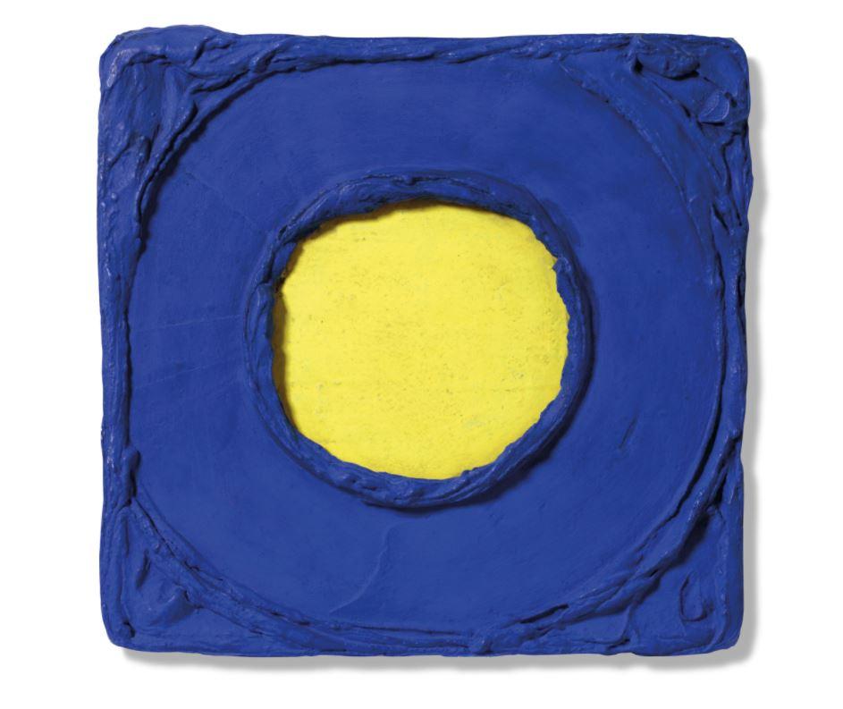 Geelinblauw (Yellow in Blue)