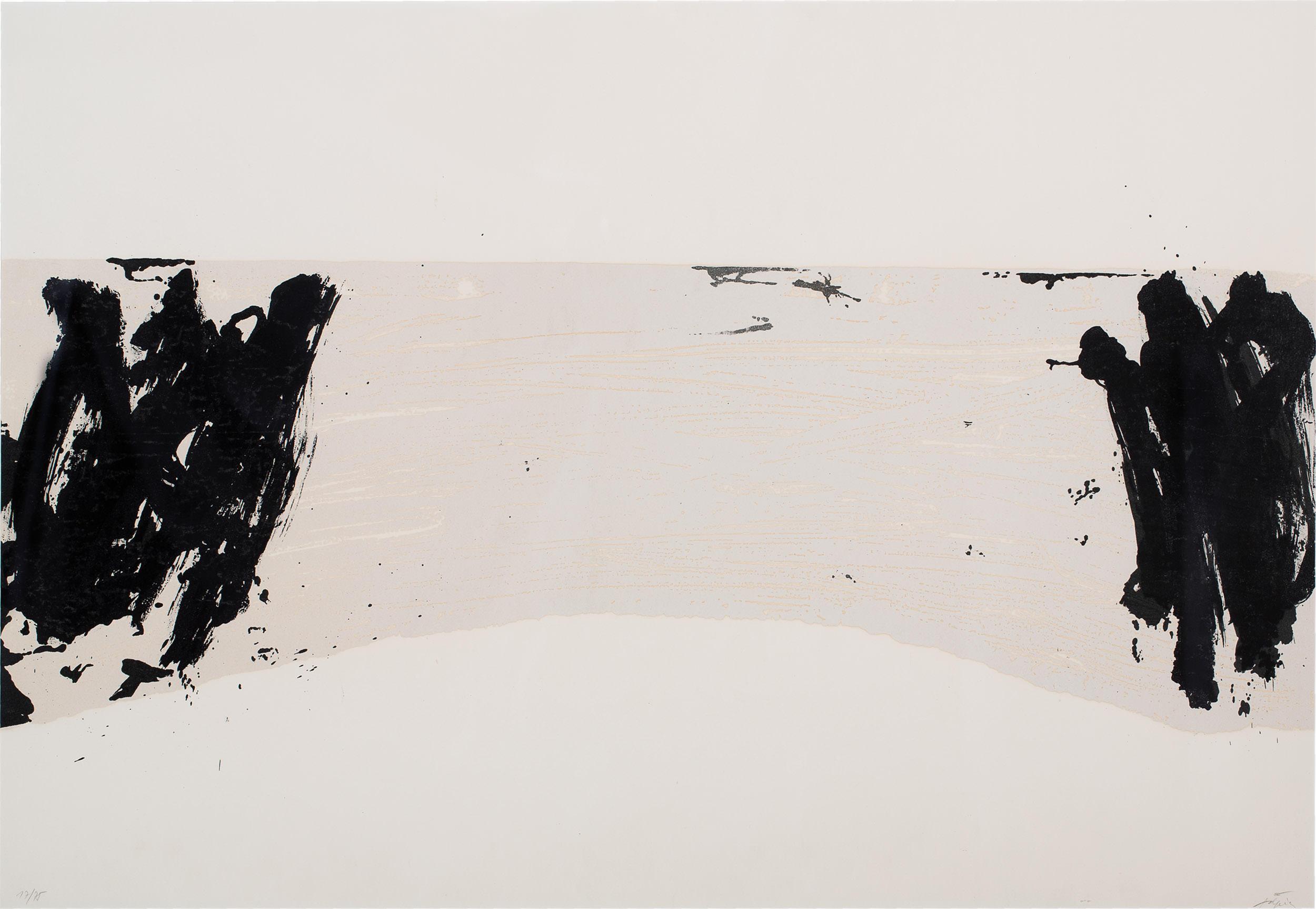 Deux Taches Symétriques (Two Symmetrical Spots) (1968)
