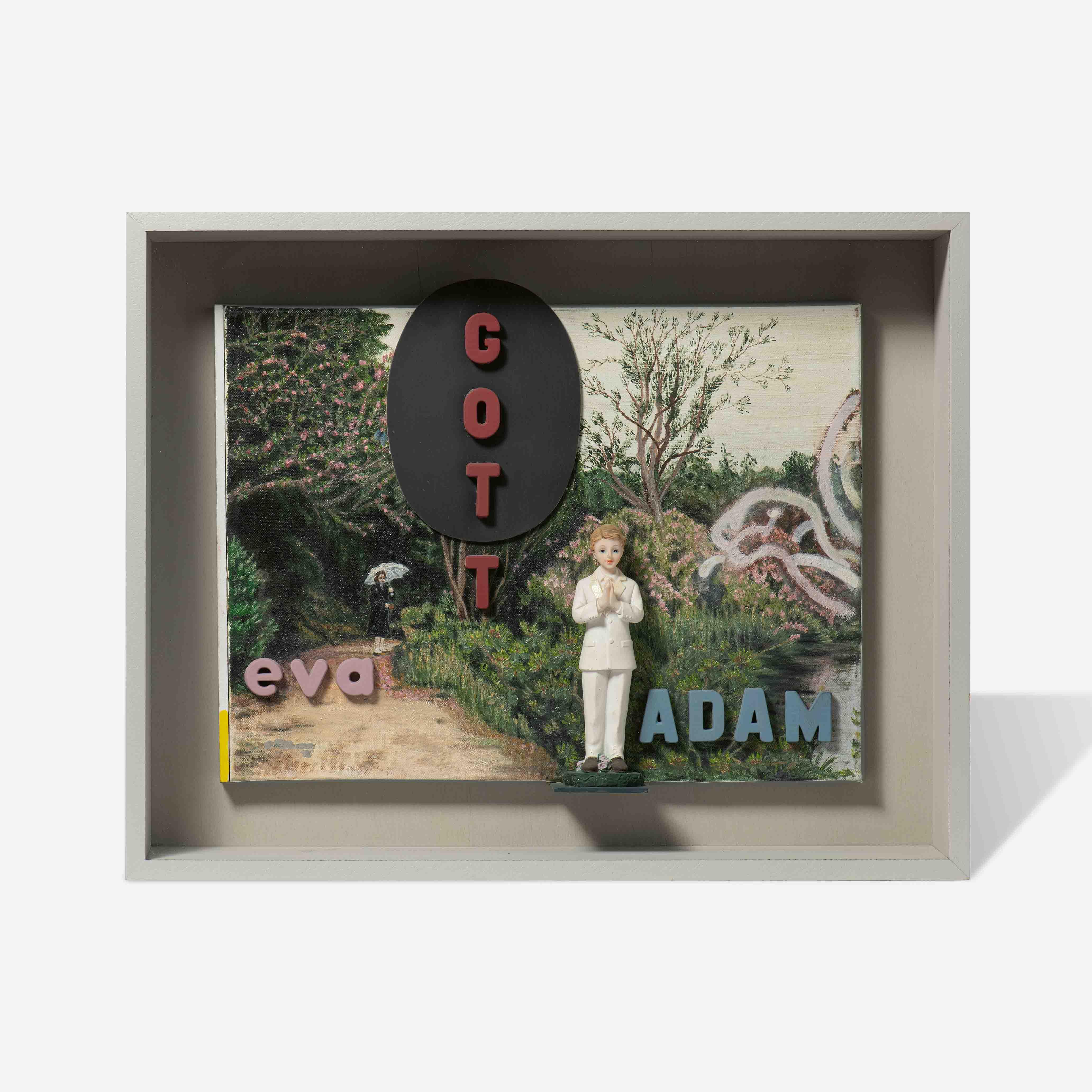 Gott, Eva Adam