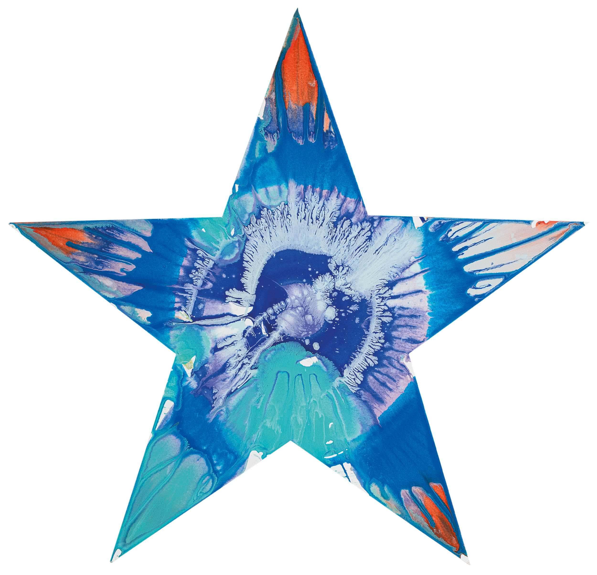 Star Spin Painting (2009)