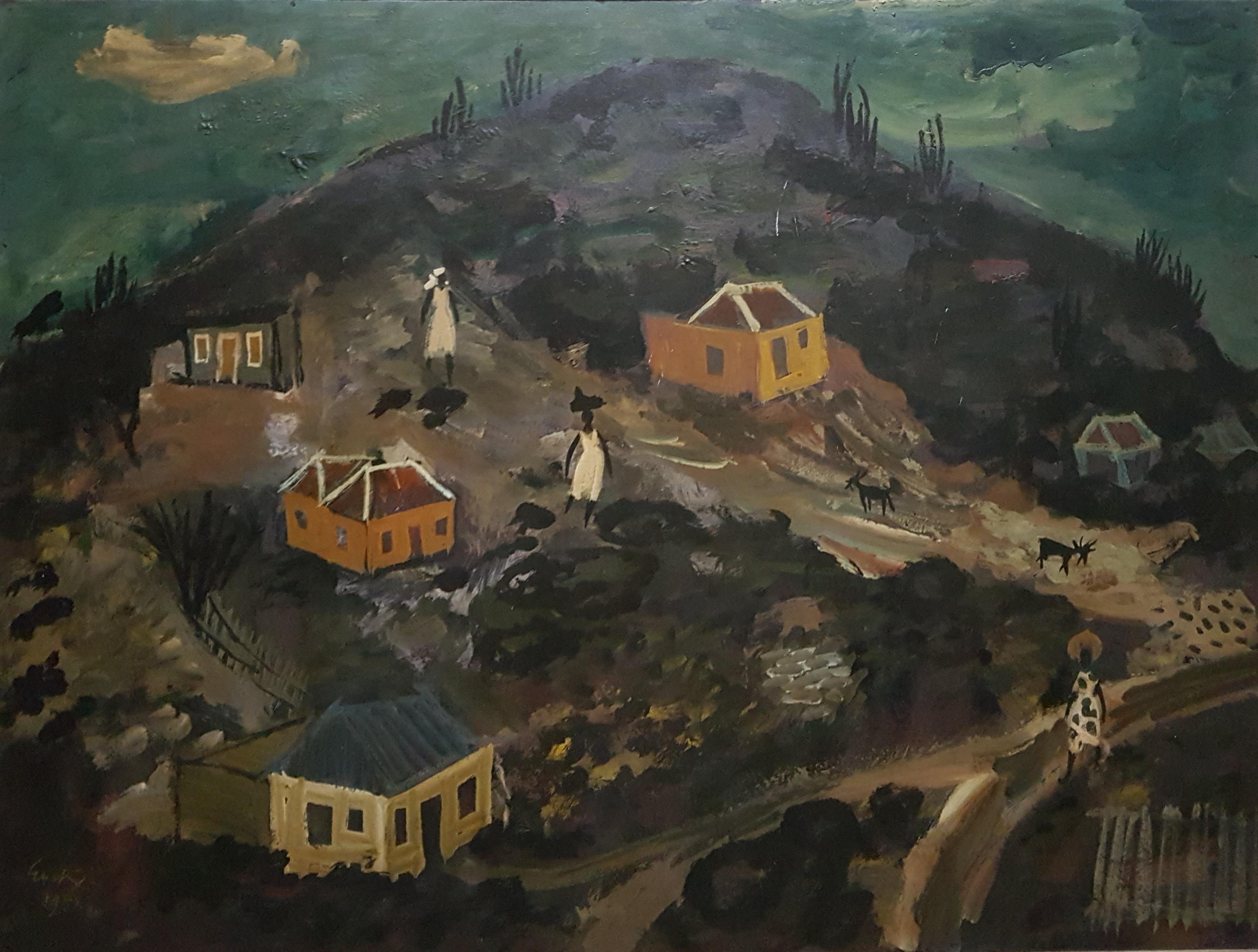 Het heuveltje (Curaçao 1952)
