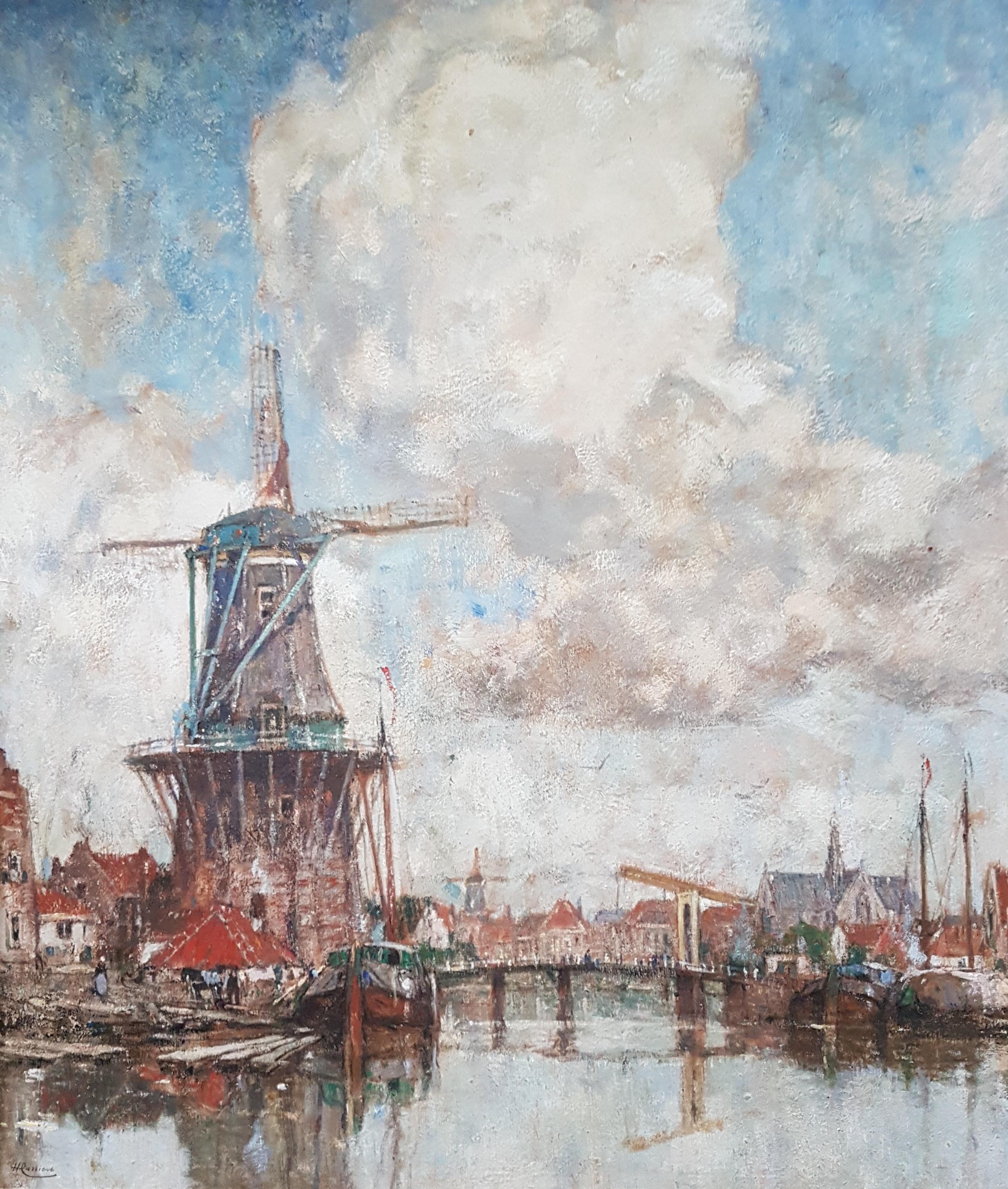 De Adriaan aan het Spaarne te Haarlem