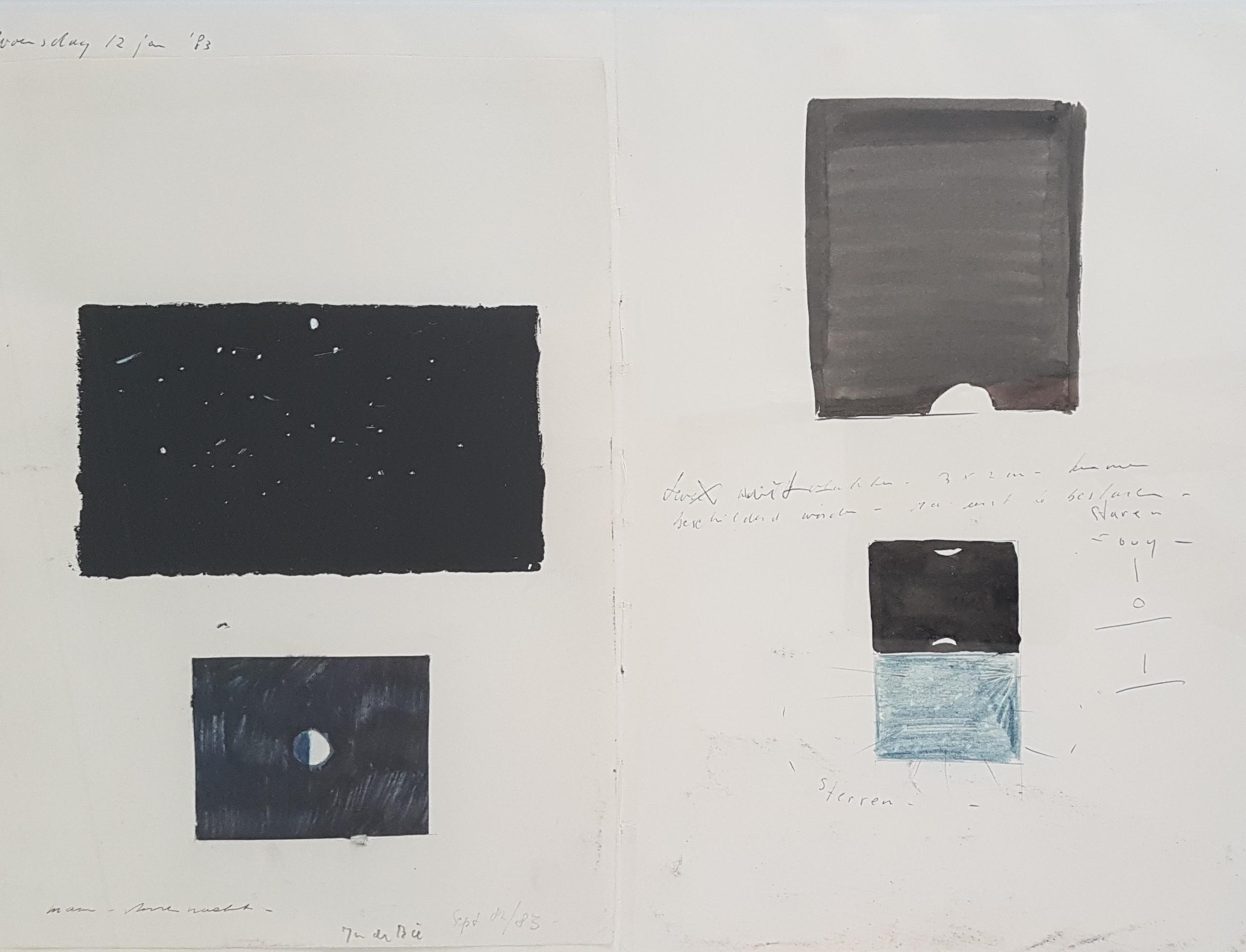 Sterren, maan (1983)