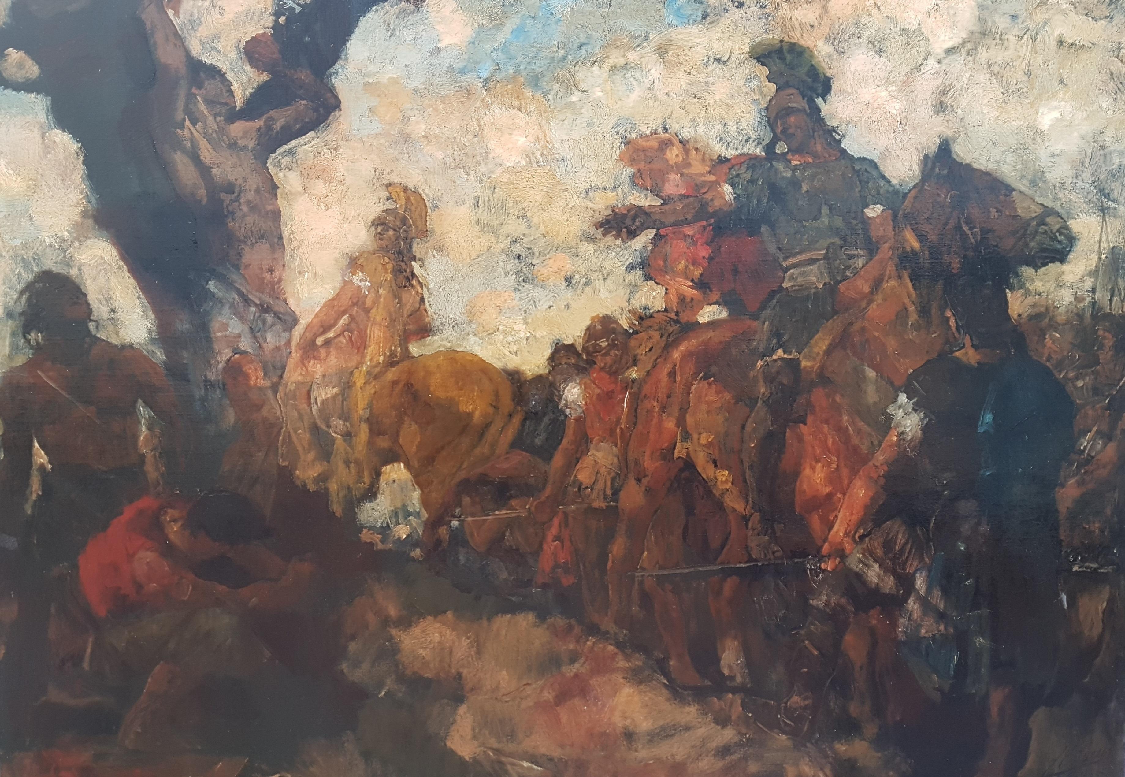 Een Romeinse veldtocht