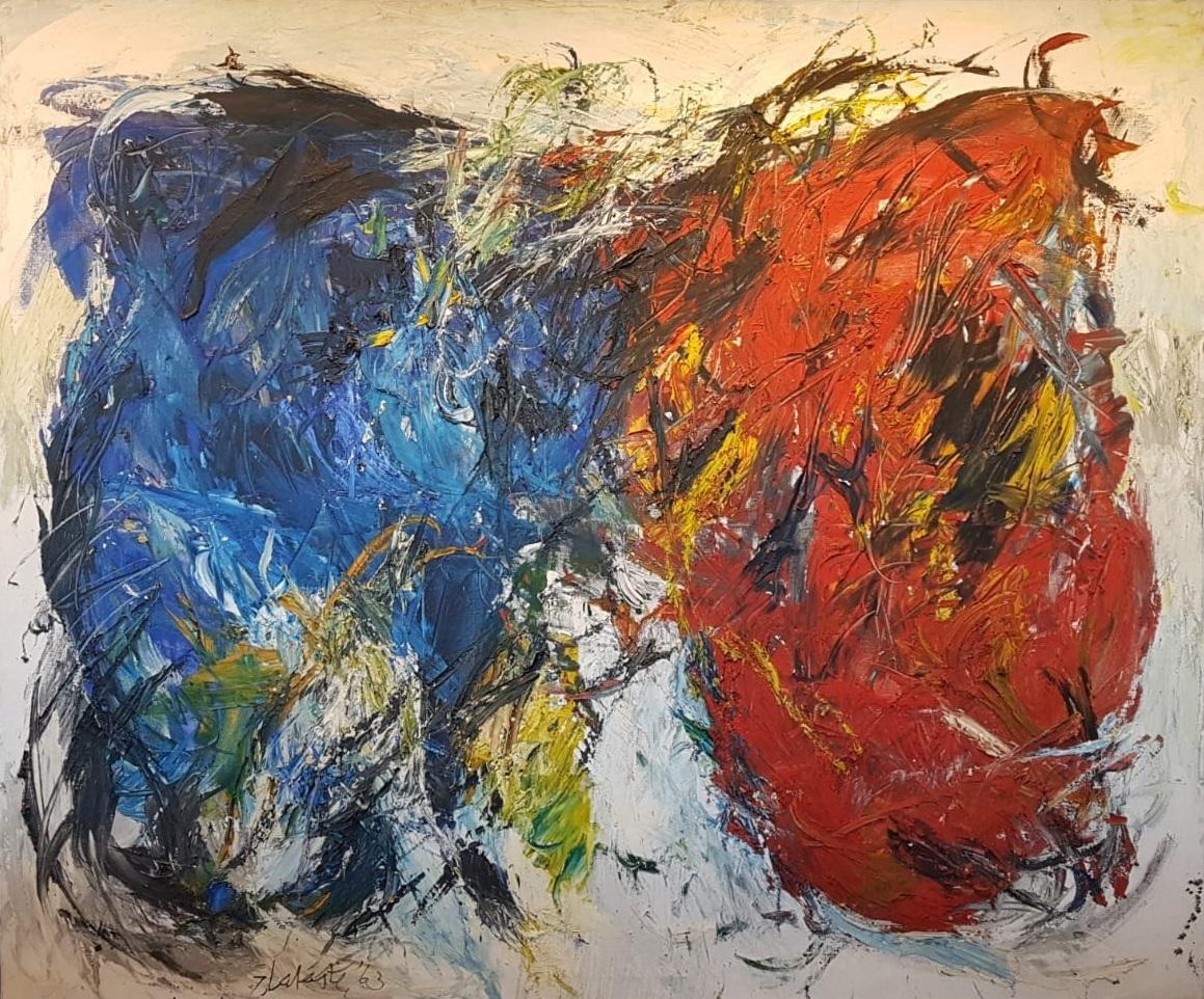 Frere rouge, soeur bleue /Rode broer, blauwe zus (1963)