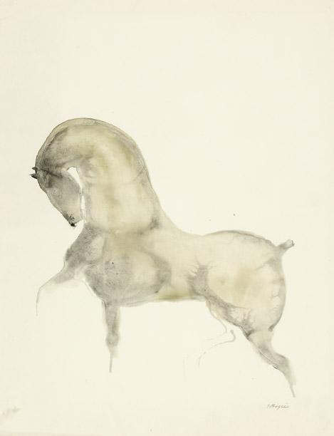Sierlijk Paard