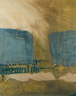 Abstracte Voorstelling Met Lettertekens