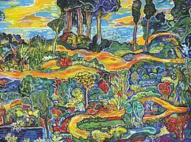 Gevraagd Indonesische kunst: Arie Smit 1916