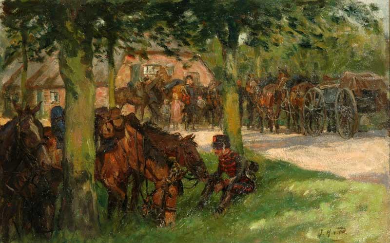Gezocht Werken Van Jan H. Van Papendrecht.