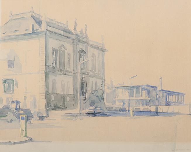 Oude gemeentehuis Tilburg