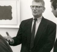 Schilderijen gevraagd Ben Akkerman (1920-2010)