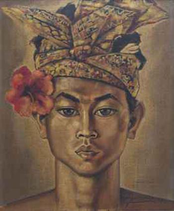 Portrait of Made Sudjana