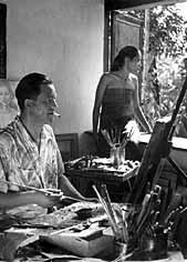 Theo Meier - Gevraagd Indonesische kunst: Theo Meier 1908-1982