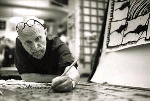 Werk gevraag Pierre Alechinsky