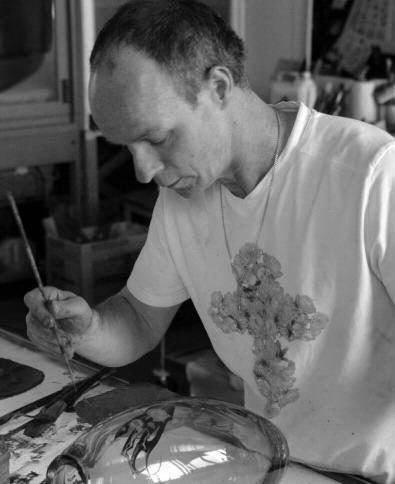 Gevraagd schilderijen + tekeningen Marc Mulders (1958)