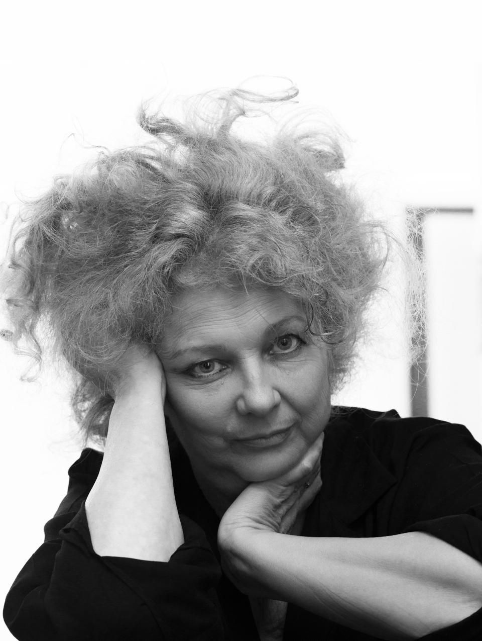 Aquarel gezocht Marlene Dumas