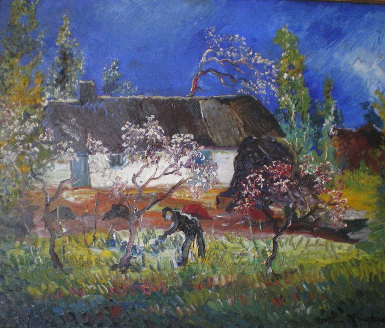 Lente in Brabant