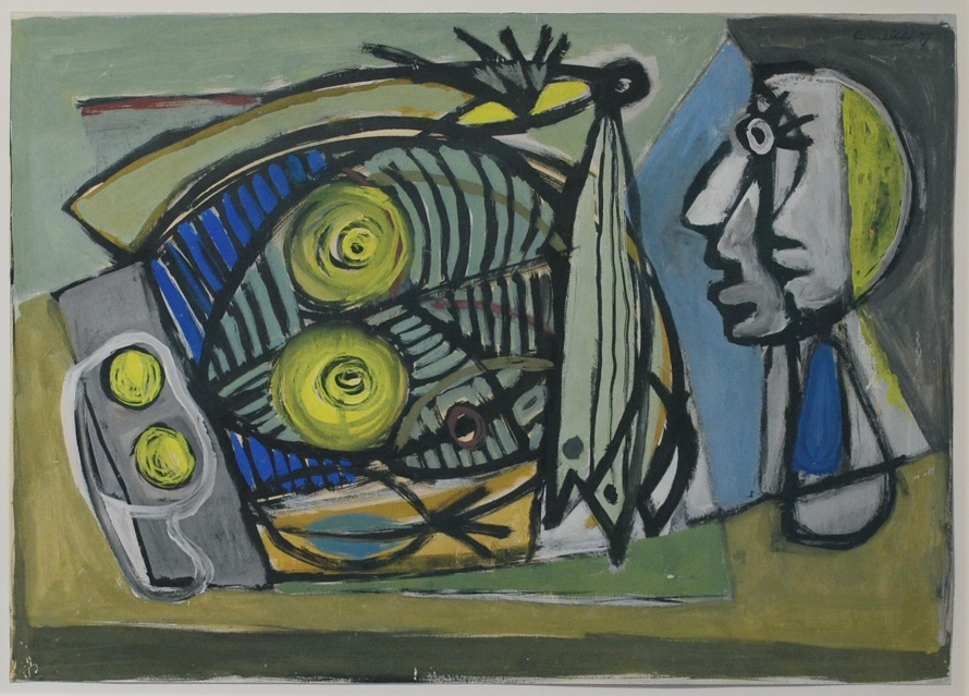 Visser naar Picasso